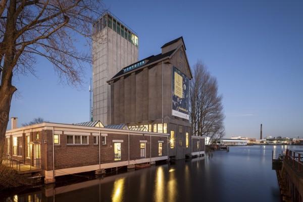 De Zwarte Silo, Deventer Foto: Tim Van de Velde via architectenweb