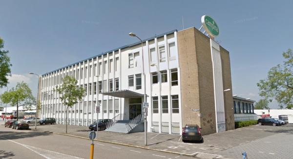 Campina Melkfabriek, Eindhoven Foto: Google Maps