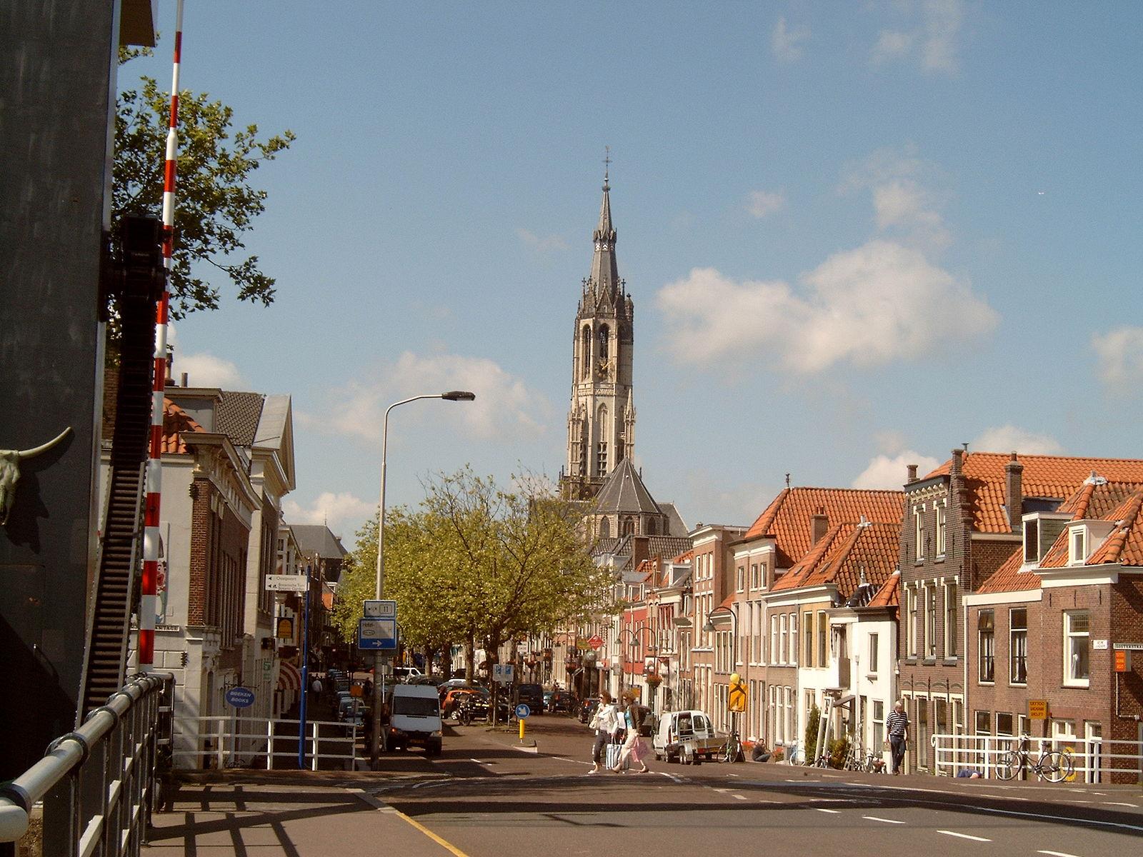 Pleidooi voor meer onderzoek Nieuwe Kerk Delft nog steeds drijfzand
