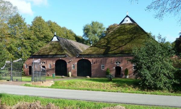 Boerderij Melkema in Huizinge
