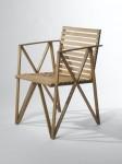 Rietveld stoel Foto: Stedelijk Museum