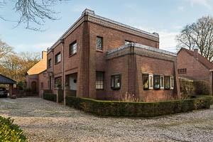 Huis Middlesex, Hilversum Foto: BMBeeld via Historische Interieurs