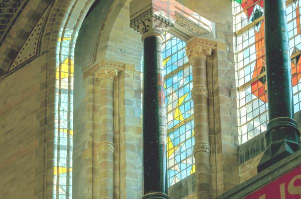 Sint Bavo, interieur Foto: Sjaan VanderJagt/pixelpolder via Van Hoogevest