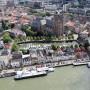 Restanten van kruiskapel uit 1357 ontdekt in Dordrecht