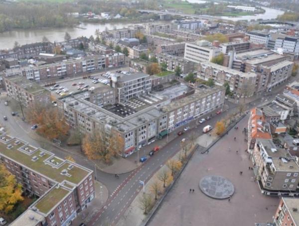 Kerkplein, Arnhem Foto: Heemschut