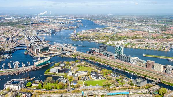 Marineterrein, Amsterdam Beeld: Gemeente Amsterdam via stadsleven