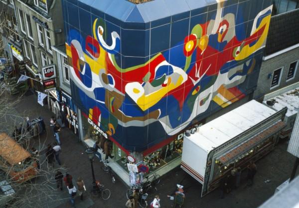 Dixonspand, Utrecht Foto: W. Meijnen/Het Utrechts Archief via DUIC