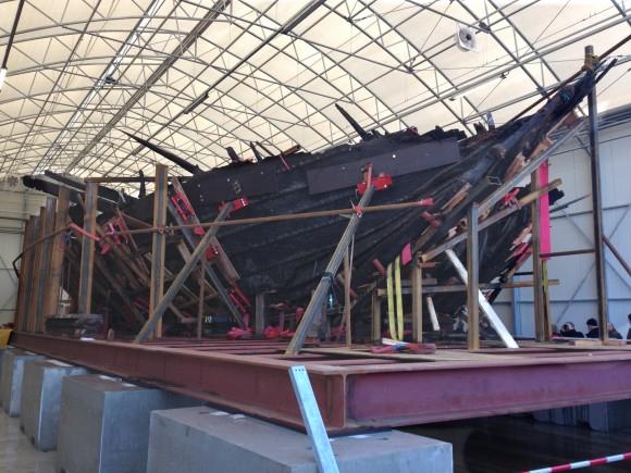 Verhaal van de IJsselkogge wordt levend gehouden: tentoonstelling, boek en replica