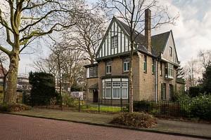 Huis Bouvy Foto: BMBeeld via historischeinterieursamsterdam.nl