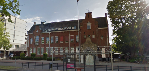 Raad van Arbeid, Eindhoven Foto: Google Maps