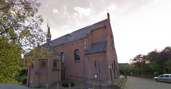 Emmaus klooster, Moerdijk Foto: Google Maps
