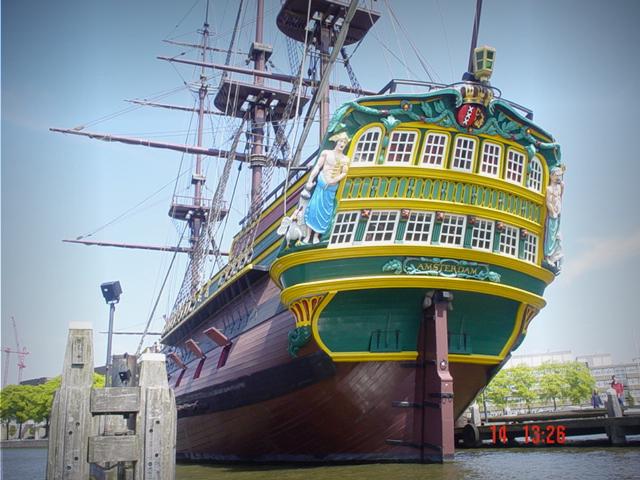 Restauratie VOC-schip Amsterdam: 'Rust roest'
