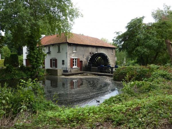 Watermolen Foto via Huis voor de Kunsten Limburg