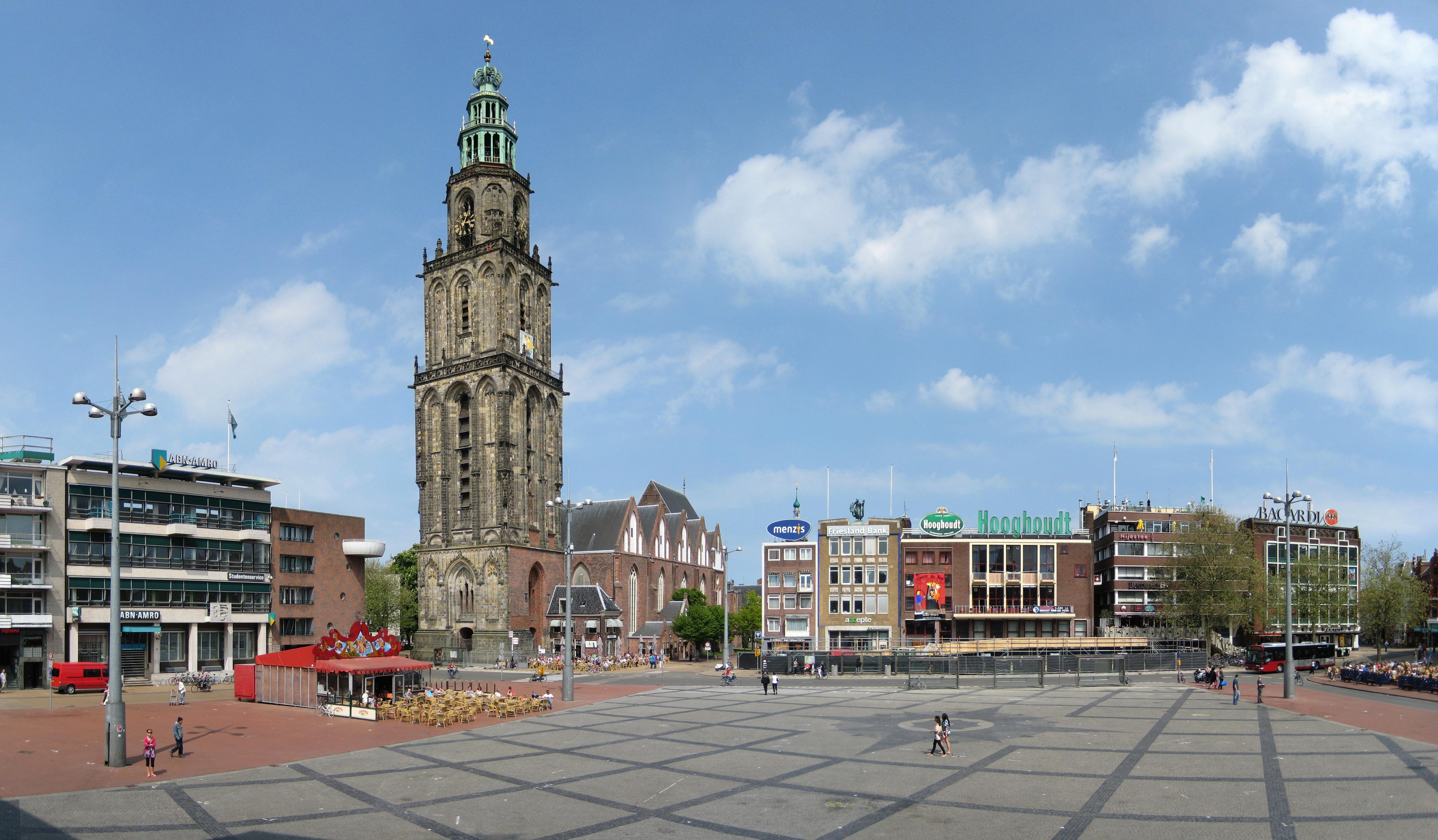 Erfgoed moet stad Groningen leefbaarder maken