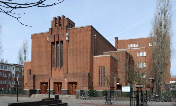 Jeruzalemkerk, Amsterdam Foto: Albert Palsgraaf  via Gemeente Amsterdam