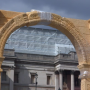 Palmyra's Arch of Triumph recreated in London