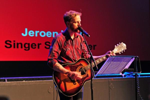 Jeroen Kant Foto: BNG Bank Erfgoedprijs