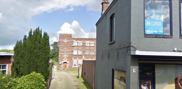 Schoenfabriek Gerba Windsor, Dongen Foto: Google maps