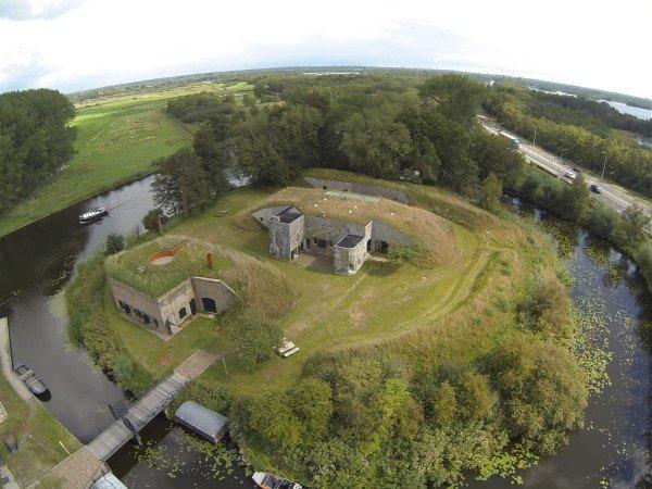 Fort Kijkuit, Foto: Natuurmonumenten/ Gertjan de Boer