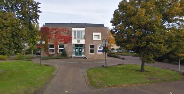 Gemeentehuis, Huijbergen Foto: Google Maps