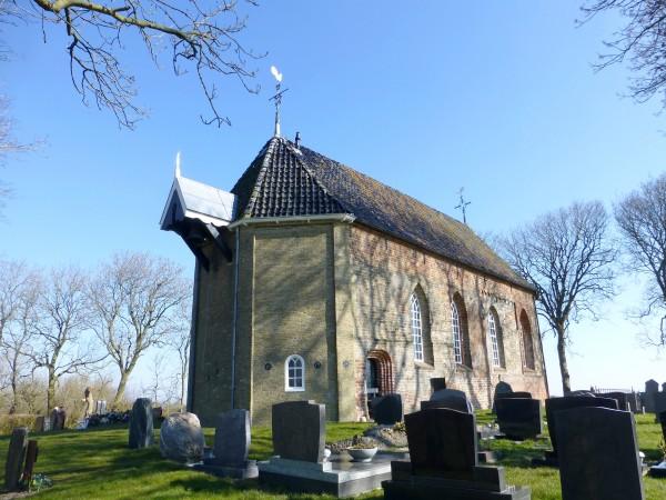 Kerk Wetsens Foto: Stichting Alde Fryske Tsjerken