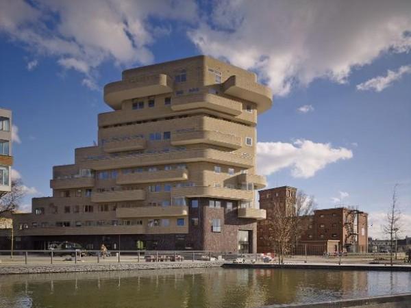 De Eekenhof (2009), Enschede Foto: Claus en Kaan Architecten