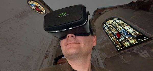 VR Bril Foto: Arjan den Boer