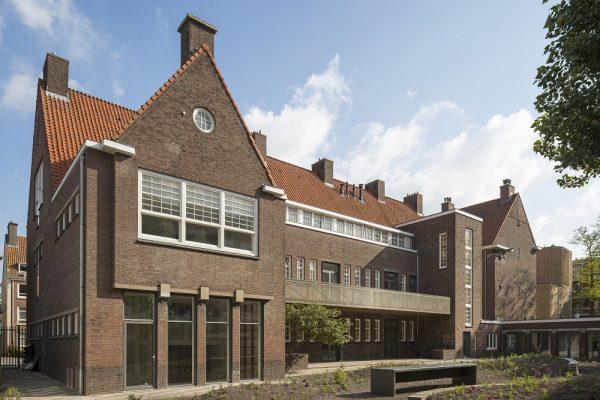 Jan Ligthartschool, Amsterdam Foto: Luuk Kramer via Architectenweb