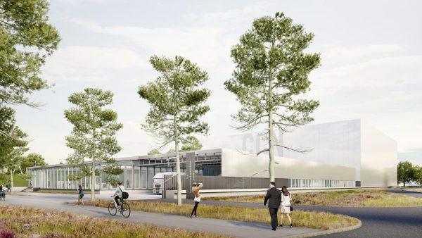 CollectieCentrum Nederland, Amersfoort Beeld: Cepezed