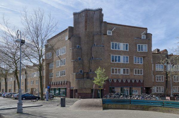 De Dageraad, Amsterdam Foto: Paul Nieuwenhuizen via Gemeente Amsterdam