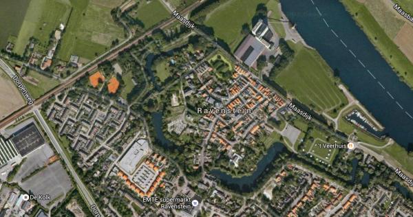Ravenstein Beeld: Google Maps