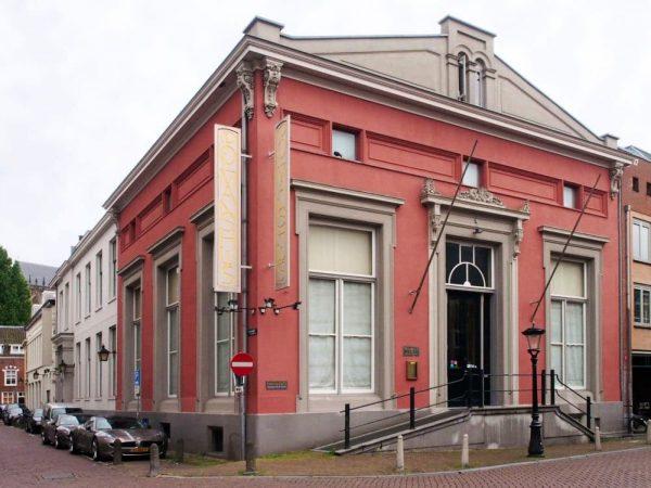 Polman's Huis, Utrecht Foto: Arjan den Boer via DUIC