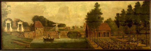 Het langste schilderij van Dokkum Beeld via in-dokkum.nl