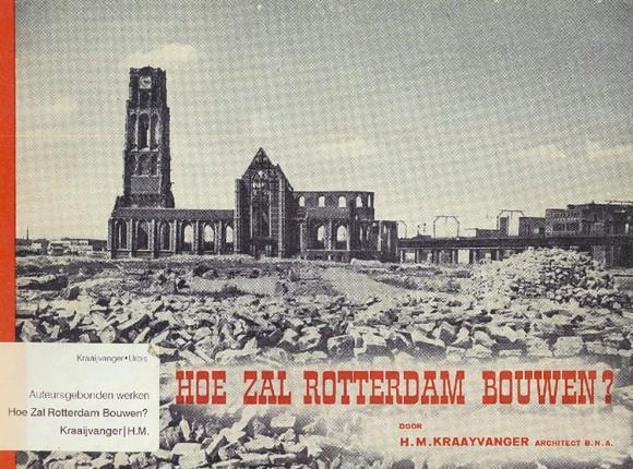 Hoe zal Rotterdam bouwen? Herman Kraaijvanger Beeld via Kraaijvanger Architects