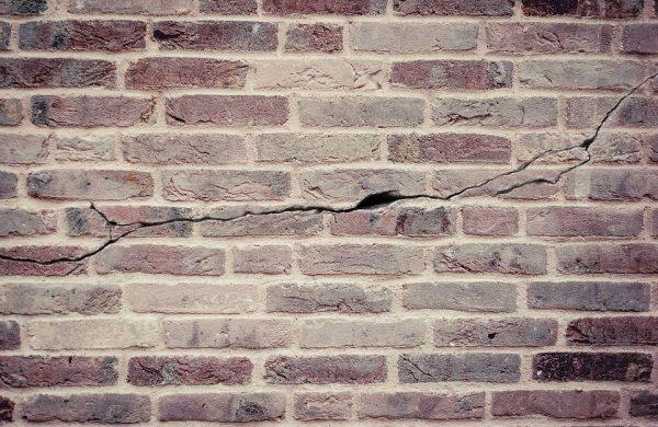 Referentiebeeld: Aardbevingsschade