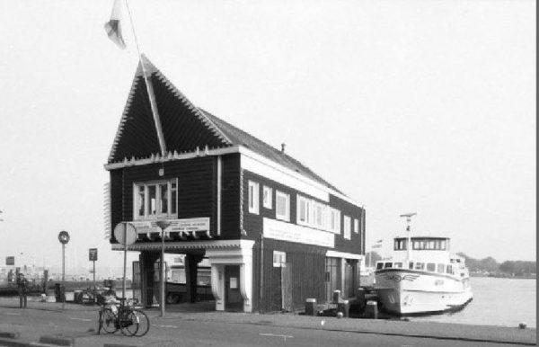 Naco-huisje, Amsterdam Foto: onbekend via Gemeente Amsterdam