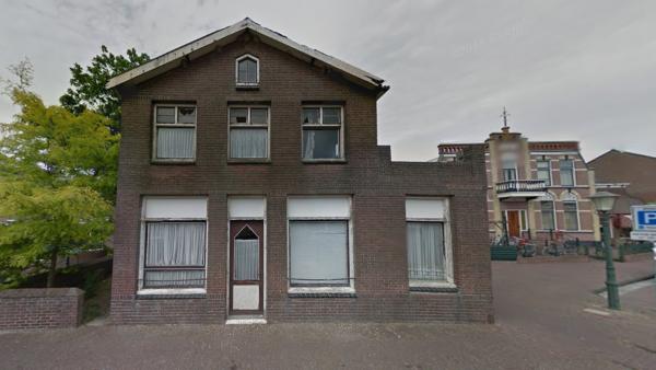 Bakkerij, Urk voor restauratie Beeld: Google Maps
