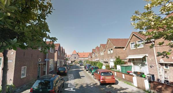 De Oude Kooi, Leiden Foto: Google Maps