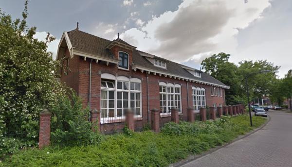 De Werkhaven, Enschede Foto: Google Maps
