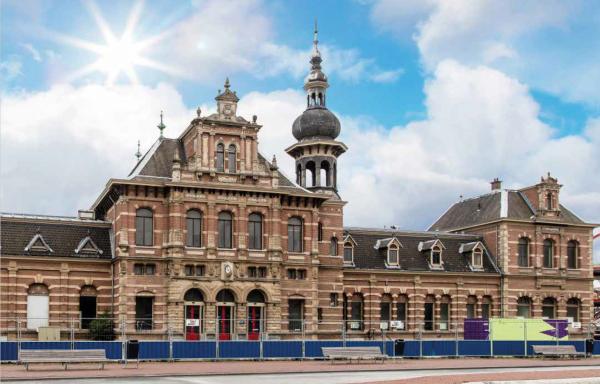 Station Delft Foto: BOEi