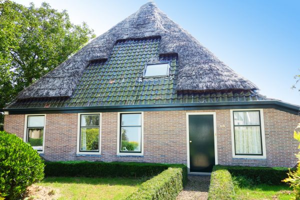 Stolpboerderij in Hoorn