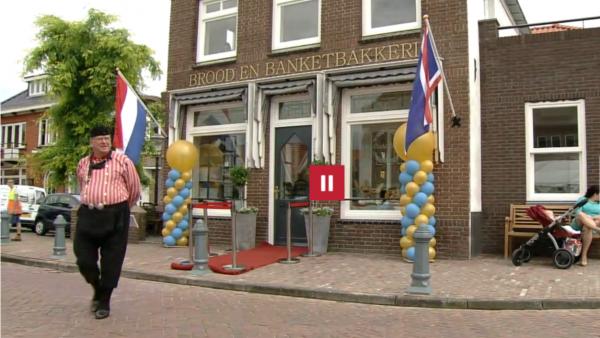 Bakkerij, Urk na restauratie Beeld: Omroep Flevoland