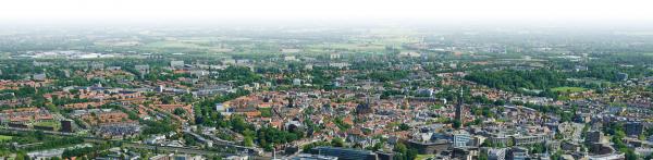 luchtfoto amersfoort