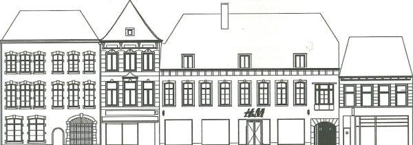 Commandantshuis, Roermond, beoogde situatie