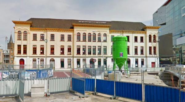 Staffhorst-pand, Utrecht Foto: Google Maps