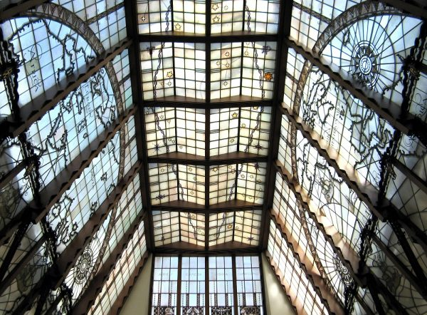 Het Scheepvaarthuis, interieur Foto: Gert Jan Lobbes via Gemeente Amsterdam