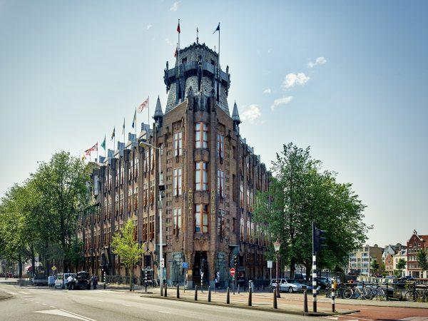 Het Scheepvaarthuis, Amsterdam Foto: Hotel Amrath