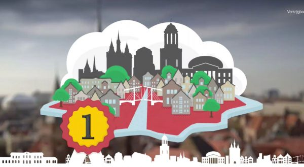 Onzichtbaar Zwolle Logo