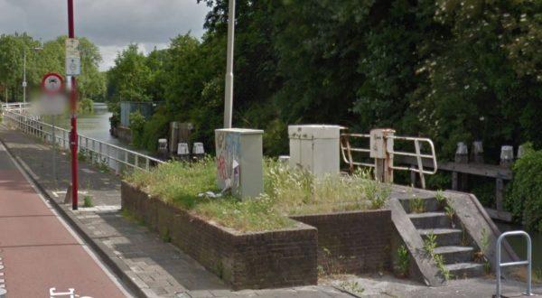 Doorslagsluis, Nieuwegein Foto: Google Maps