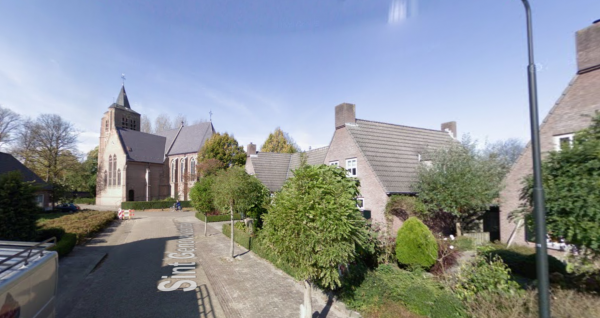 Son en Breugel Beeld: Google Maps